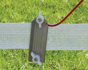 4-Prong Timer For Weed-Chopper Electric Fence Control