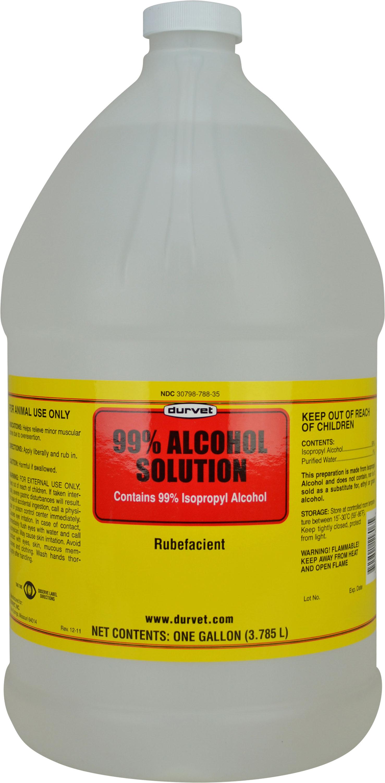 99 Isopropyl Alcohol